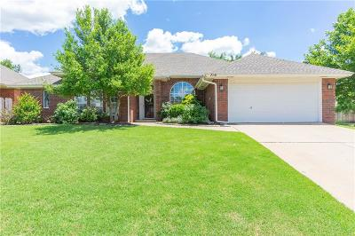 Edmond Single Family Home For Sale: 716 Colony Drive