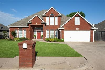 Edmond Single Family Home For Sale: 15513 Blue Mesa Drive