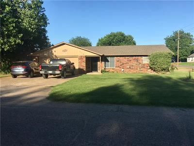 Elk City Single Family Home For Sale: 710 N Walker Avenue