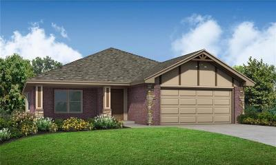 Yukon Single Family Home For Sale: 1232 Hickory Creek Drive