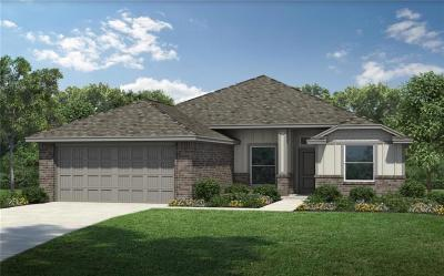 Midwest City Single Family Home For Sale: 10309 SE 25th Street