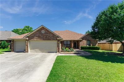 Norman Single Family Home For Sale: 3609 Quail Springs Drive
