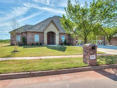 Oklahoma City Single Family Home For Sale: 3908 Hunter Glen Drive