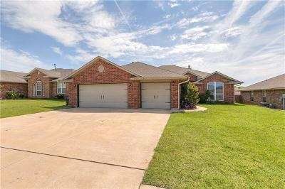 Moore Single Family Home For Sale: 1504 Tara