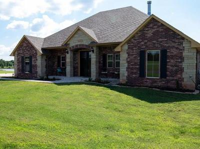 Guthrie Single Family Home For Sale: 9393 Bear Creek Road