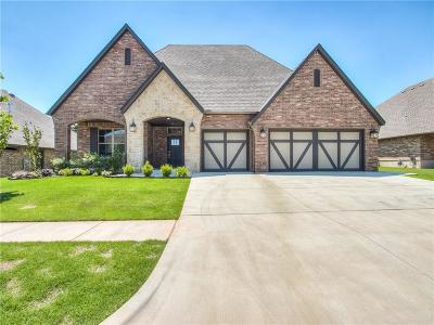 Oklahoma City Single Family Home For Sale: 5400 NW 116th Street