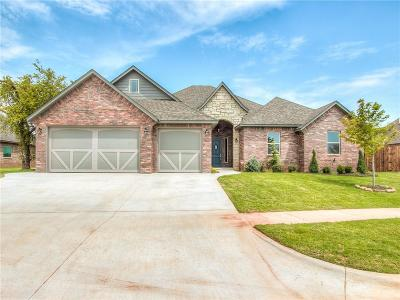 Oklahoma City Single Family Home For Sale: 4000 Hunter Glen Drive