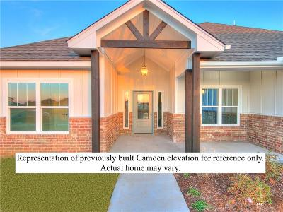 Yukon Single Family Home For Sale: 10120 Glover River Drive