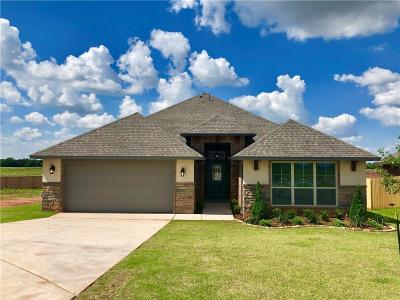 Edmond Single Family Home For Sale: 4217 NW 156th Court