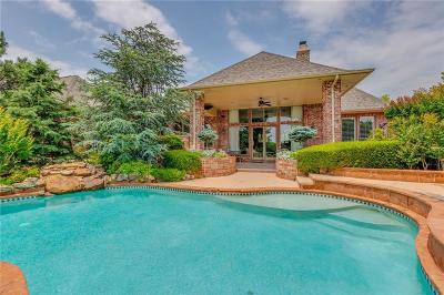 Edmond Single Family Home For Sale: 400 Hollowdale