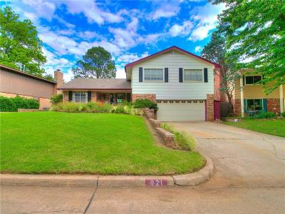 Norman Single Family Home For Sale: 921 Schulze Drive