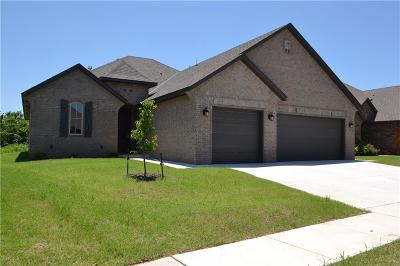 Yukon Single Family Home For Sale: 2644 Coles Creek