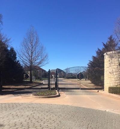 Edmond Residential Lots & Land For Sale: 15709 Via Bella