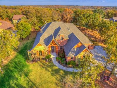 Choctaw Single Family Home For Sale: 4900 Old Lantern Way