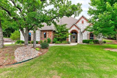 Single Family Home For Sale: 6810 Stone Valley Drive