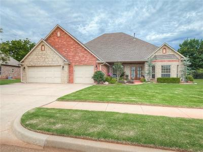 Oklahoma City Single Family Home For Sale: 5701 Creekmore Drive