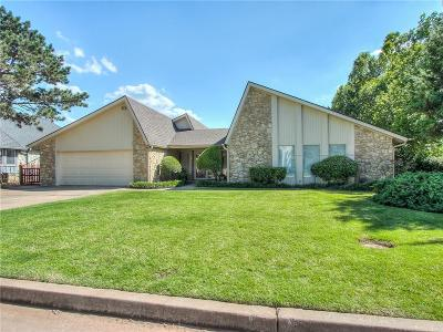 Oklahoma City Single Family Home For Sale: 12621 Arrowhead Terrace