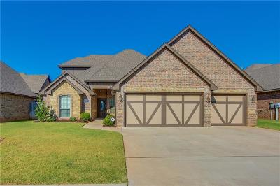 Edmond Single Family Home For Sale: 3905 Montclair Drive
