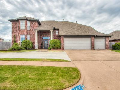 Edmond Single Family Home For Sale: 19508 Yearling Way