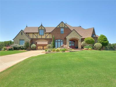 Edmond Single Family Home For Sale: 16539 N Choctaw Road