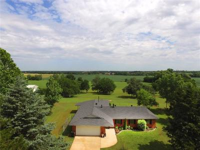 Blanchard OK Single Family Home For Sale: $344,000