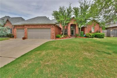 Oklahoma City Single Family Home For Sale: 13024 Green Cedar Terrace
