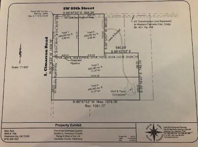 Canadian County, Oklahoma County Residential Lots & Land For Sale