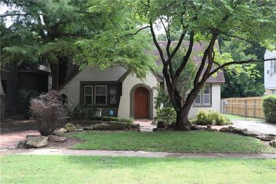 Norman Single Family Home For Sale: 420 Macy Street