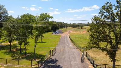 Canadian County, Oklahoma County Residential Lots & Land For Sale: 7107 N Hiwassee Road
