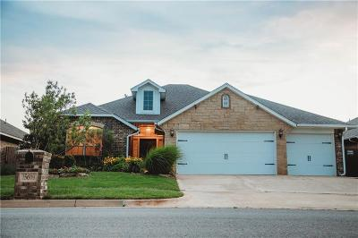 Edmond Single Family Home For Sale: 15609 Cardinal Nest Drive