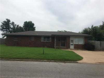 Weatherford Single Family Home For Sale: 802 E Kee Corner