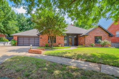 Norman Single Family Home For Sale: 4508 Steeplechase Drive