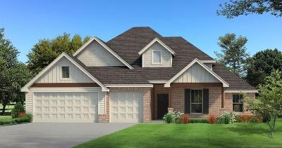 Yukon Single Family Home For Sale: 500 Frisco Ridge Road