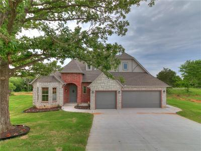 Choctaw Single Family Home For Sale: 17770 Piper Glen Drive