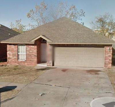 Oklahoma City Single Family Home For Sale: 4333 SE 48th Terrace