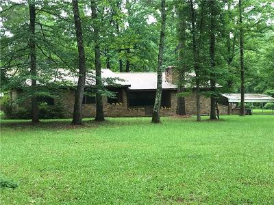 Broken Bow Single Family Home For Sale: 400 Linda Lane