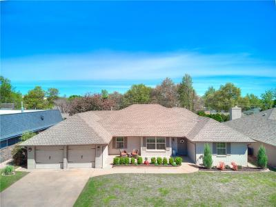Oklahoma City Single Family Home For Sale: 2621 NW 58th Place