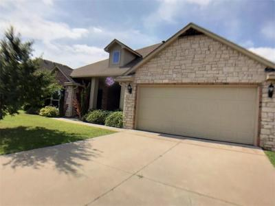 Edmond Single Family Home For Sale: 6528 NW 163rd Terrace
