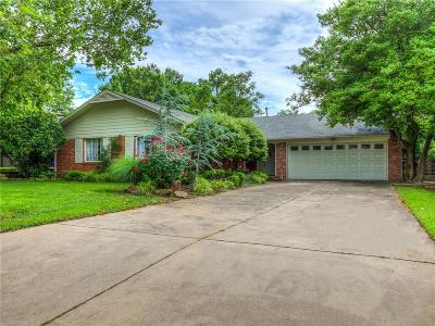 Lincoln County, Oklahoma County Single Family Home For Sale: 2328 Belleview Drive