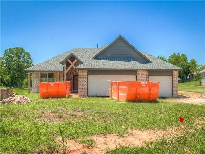 Midwest City Single Family Home For Sale: 10700 NE 5th Street