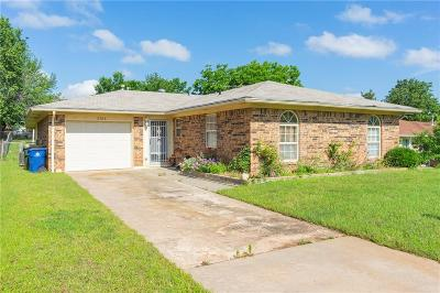 Chickasha Single Family Home For Sale: 2304 S 8th Street Circle