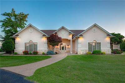 Moore Single Family Home For Sale: 4213 Hidden Lake Circle