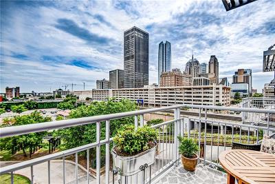 Oklahoma City Condo/Townhouse For Sale: 1 NE 2nd Street #415