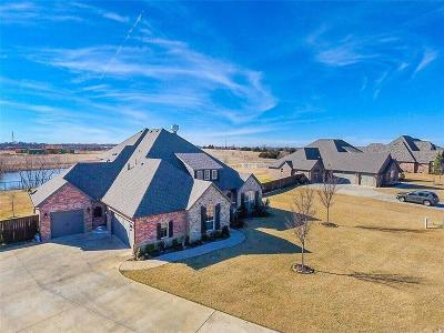 Norman Single Family Home For Sale: 1320 Dragonfly Road