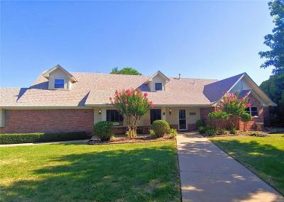 Altus Single Family Home For Sale: 2 Union Circle