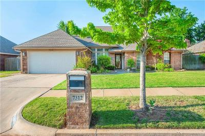 Lincoln County, Oklahoma County Single Family Home For Sale: 7312 NW 114th Street