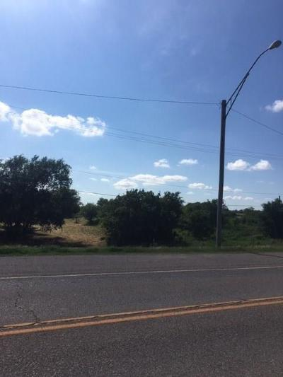 Weatherford Residential Lots & Land For Sale: 201 S 4th Street