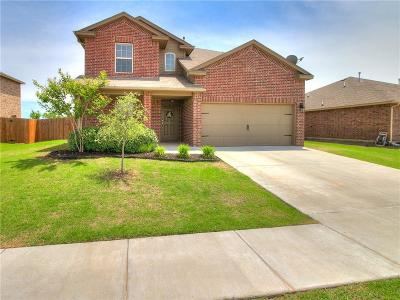 Yukon Single Family Home For Sale: 2408 Ressie Lane