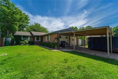 Oklahoma City Single Family Home For Sale: 1450 NW 91st Street