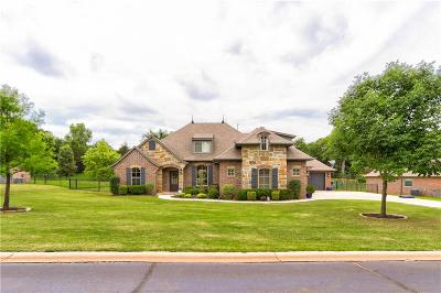 Edmond Single Family Home For Sale: 8980 Palermo Drive
